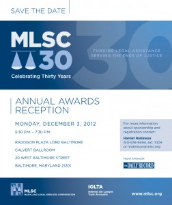 MLSC Awards Reception 2012
