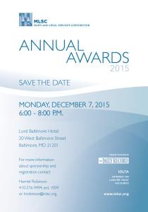 MLSC Awards Reception